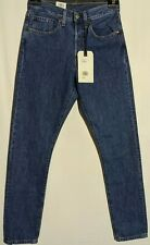 "WOMEN'S LEVI'S JEANS 501 SKINNY BLUE 100% COTTON SIZE 8 LEG 30"" NWT RRP $149.95"