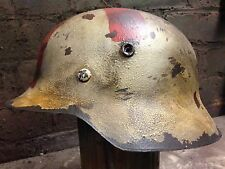 German m35 Replica Plastic Helmet Medic Version