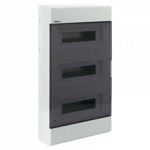 Distribution Box Surface Mount Fuse Box SRn-36 Module IP40 8307
