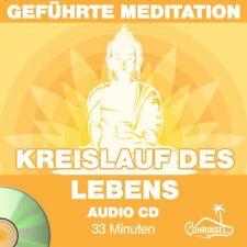 CD - Geführte Meditation Kreislauf des Lebens - Entspannung & innere Balance