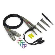 1 Set P6100 DC-100MHz Oscilloscope Probe 100MHz Scope Clip Probe for Tektronix`