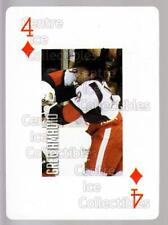 2011-12 Grand Rapids Griffins Playing Card #17 Greg Amadio