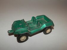 Tootsie Toy Green Dune Buggy (Missing Parts) 1969