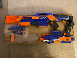 Nerf Rapidstrike And Stryfe Combo *Brand New* Brown Box Version