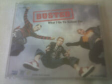 BUSTED - WHAT I GO TO SCHOOL FOR - UK CD SINGLE