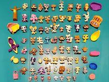 Littlest Pet Shop Lot of 71 LPS Plus Accessories