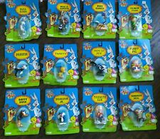 💛Vintage NOS Collection Lot 12 Looney Tunes 1994 Tyco Figures Figurines PVC Set