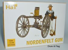 HaT 8180 Nordenfelt Gun. (Previously Gardner Gun) 1/72 scale. 24 Figs & 4 Guns