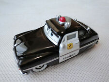 Mattel Disney Pixar Car 1:55 Sheriff Metal Diecast Toy Cars New Loose