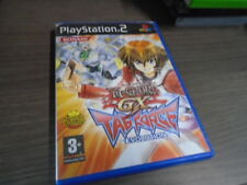 pour PS2 Yu-gi-oh ! gx : tag force evolution complet