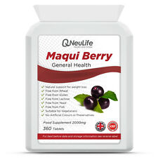 Maqui Berry - 2000 Mg - 360 Tabletas