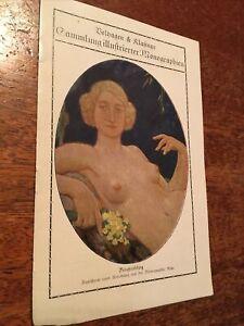 1920S Germany German Art Pamphlet