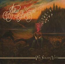 Ablaze My Sorrow - The Suicide Note (Swe), CD