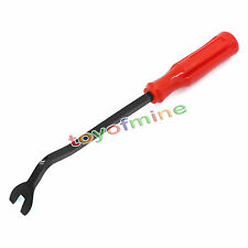 Red Car Door Trim Interior Clip Panel Dashboard Installation Removal Pry Tool x1