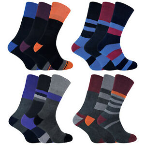 3 Pack Mens Cushioned Double Layer Liner Anti Blister Hiking Walking Socks
