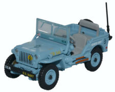 Oxford 1/76 Willys MB US Navy Seebees 76WMB002