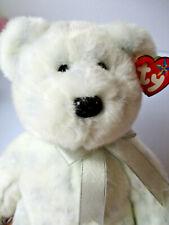 "2001 Vtg NEW Ty Beanie Baby Original Beanie Buddy The Beginning Bear MWMT 14"""