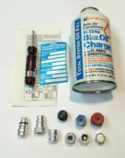 Universal Automotive R-12 to R-134a Air Conditioner Conversion Retrofit Kit