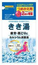 KIKIYU Spa Calcium Carbonate Bath Salts for Fatigue Stiff neck 420g Refill