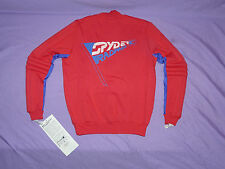 SPYDER RAD PADS Vintage New Old Stock PADDED SKI RACING SWEATER NOS 1989 NorAm S