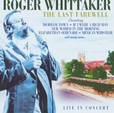 Roger Whittaker - The Last Farewell (CD) (2000)