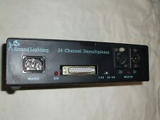 Strand Lighting 24 Channel Demultiplexer in Clean Used Condition