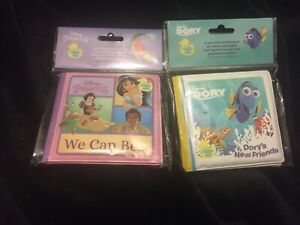Bath Books - Disney Princess, We Can Be...and Finding Dory, Dory's New Friends