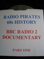 BBC Radio 2 60s Pirate Radio Documentary Part 1/Offshore Radio