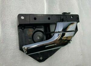 2009 - 2015 JAGUAR XF XJ XJL - FRONT REAR RIGHT PASS SIDE INNER DOOR HANDLE OEM
