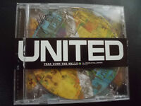 HILLSONG  UNITED  -  TEAR DOWN THE WALLS,CD  2009 , ROCK , POP, PRAISE & WORSHIP