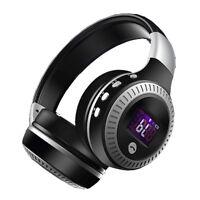 Wireless Bluetooth Headphones Sports Headset New Dr Stereo Beats Gadget Earphone