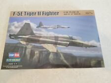 F-5E Tiger II Fighter Hobby Boss 1/72 Complete & Sealed