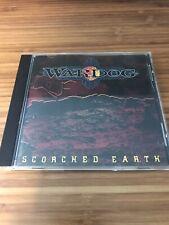 Wardog   Scorched Earth   1996, Metal Blade   Original Press