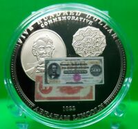 1922 $500 ABRAHAM LINCOLN BANKNOTE COMMEMORATIVE COIN PROOF VALUE $89.95