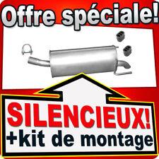 Silencieux Arriere OPEL ASTRA H 1.9CDTi Hayon Coupe Break dés 2004 K38