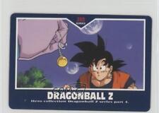1995 Artbox Dragon Ball Z Hero Collection Part 4 #380 Goku Non-Sports Card 4k2