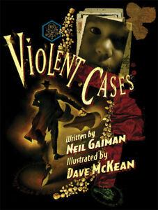 Violent Cases HC - Dark Horse Comics by Dave McKean & Neil Gaiman of Sandman