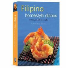 Learn to Cook: Filipino Homestyle Dishes : Delicious Meals in Minutes by...