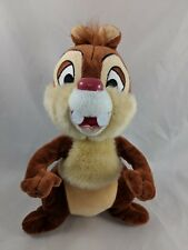 "Disney Chip & Dale Plush 9"" Stuffed Animal"