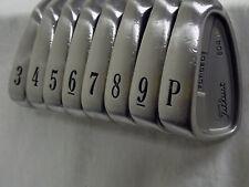 Titleist 804-OS Irons Set 3-PW (Steel NS Pro 970, REGULAR) Forged Golf