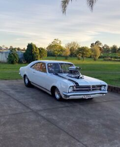 HK Holden  Monaro Drag car