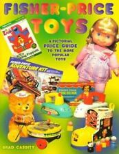 Fisher Price Toys: A Pictorial Price Guide to the More Popular Toys, Combs, Gary