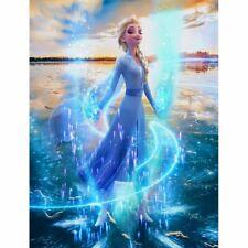 Diamant Malerei Strass Kristall Stickerei - Frozen Die Eiskönigin Elsa