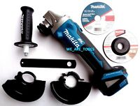 "New Makita XAG04 18V Cordless Brushless Battery Angle Grinder 4 1/2"", 5"" 18 Volt"