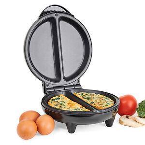 Emperial Omelette Maker Electric Sandwich Egg Omlette Cooker Non Stick 750W