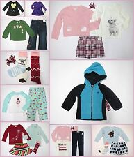 NWT Girls Fall Clothes Lot 3T Gymboree Outfits Tops Jeans Dress Cardigan Jacket