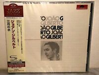 SHM-CD JOAO GILBERTO - JAPAN - UCCU-6012 - NUOVO - NEW