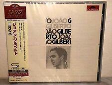 SHM-CD JOAO GILBERTO - JAPAN - UCCU-6012 - NUOVO - NEW