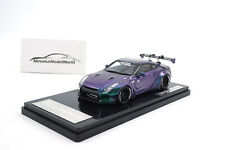 #17B03-26 One Model Liberty Walk Nissan GT-R (R35) - Chameleon - GT-Wing - 1:43