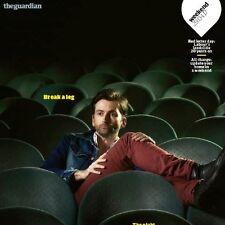 UK Guardian Weekend Magazine April 2017 David Tennant Cover